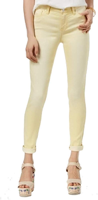 CelebrityPink Juniors' colord Skinny Jeans