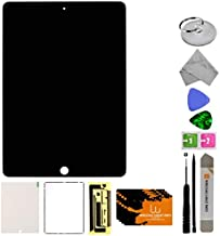 LCD & Digitizer Assembly for Apple iPad Air 2 (Black) (Grade A) with Tool Kit