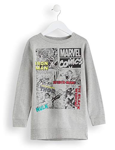 Marca Amazon - RED WAGON Sudadera Vengadores Marvel Niños