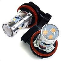 デイズ ルークス LED フォグランプ 日産 H16 30W ジャップ製 2個セット フォグ ライト ホワイト