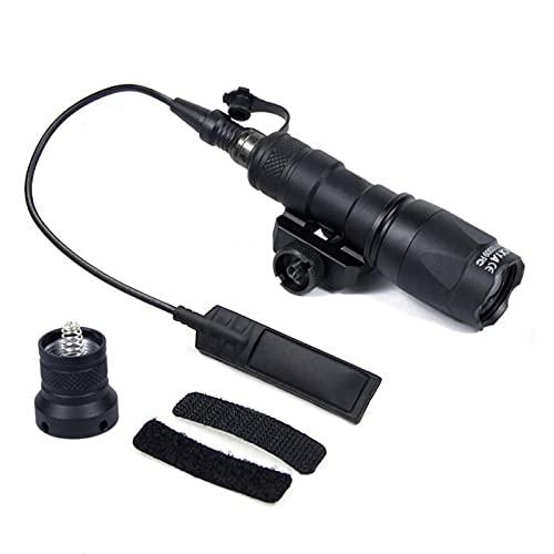 Picatinny Flashlight Weapon Light