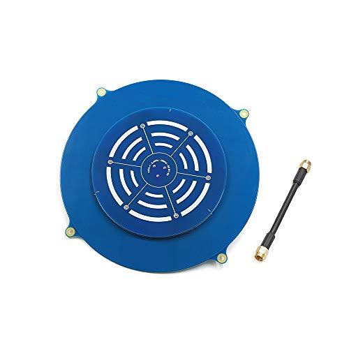 Gogh gain-antenne FPV met rotatie A Sinistra Destra E Directionele antennefunctie circulair voor de overdracht van brillen en Fuchi FPV