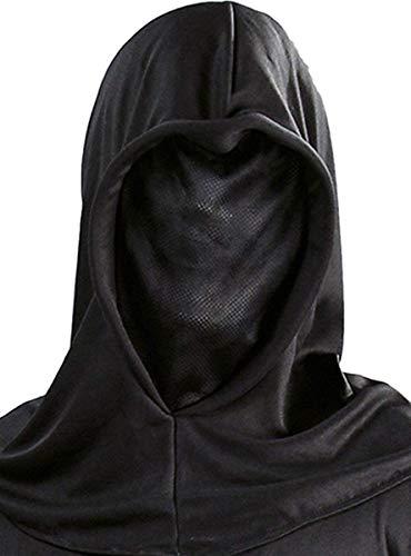 Cagoule / Masque du Seigneur des Ombres