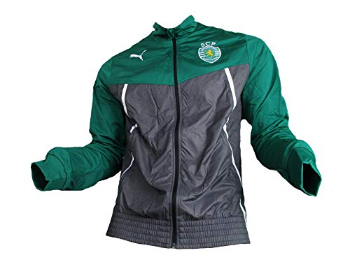 Sporting Lissabon PUMA Walk Out Jacket 743813-02