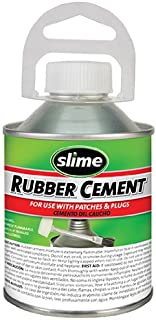 Slime 1050-6PK Rubber Cement - 8 oz., (Pack of 6)