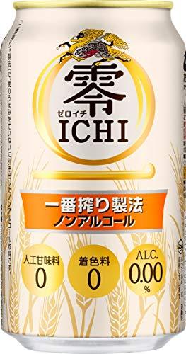 キリン 零ICHI 缶 [ ノンアルコール 350ml×6本 ]