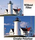 Tiffen Photography Polarizing Filters