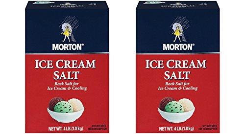 Mortons Salt Rock 4 Lb Pack Of 2