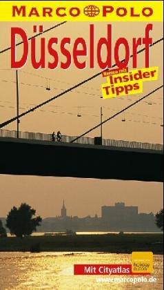 Düsseldorf. Marco Polo Reiseführer. Mit Insider- Tips