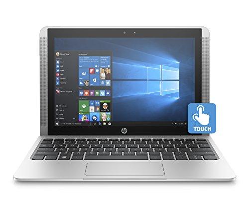 HP X2 10-P020NL Notebook Convertibile, Intel Atom x5-Z8350, LPDDR3-1600 da 4 GB, eMMC da 64 GB, Argento Naturale