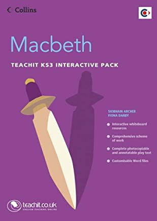 Teachit Shakespeare – Macbeth Teachit KS3 Interactive Pack