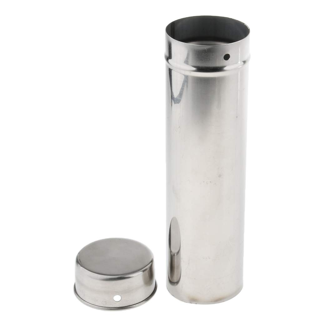 Baosity Branded goods Stainless Steel Sterilizing Direct store Boxes 9'' Pipette Tube 23cm
