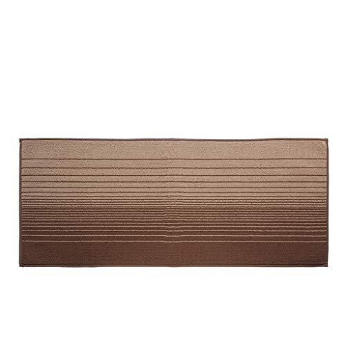 Met Love köksremsa oljeabsorption anti-fouling matta vattentät halkfri fotmatta vanlig ring sammetsmatta (färg: A, storlek: 50 x 120 cm)