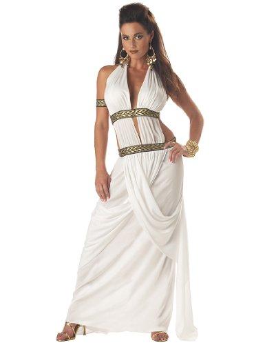 JADEO Disfraz Reina espartana para Mujer - M