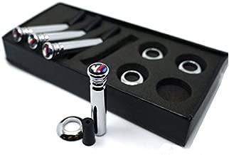 car Interior Accessories 4Pcs/Set Car Styling M Logo Modified Door Pin Lock Decorative Auto Accessories for BMW X1 X3 X5 X6 E36 E39 E46 E30 E60