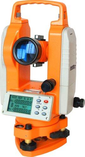 Johnson Level 40-6935 - Teodolita de cinco segundos, color naranja