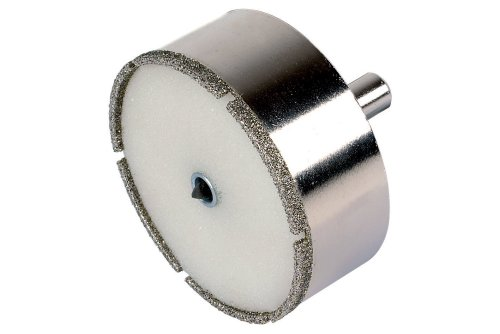 Wolfcraft 8911000 1 Diamant-Lochsäge, ø 68 mm, kurz