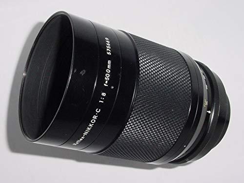 Nikon 500mm f/8.0 Reflex-Nikkor Manual Focus Lens for Nikon Digital SLR Cameras