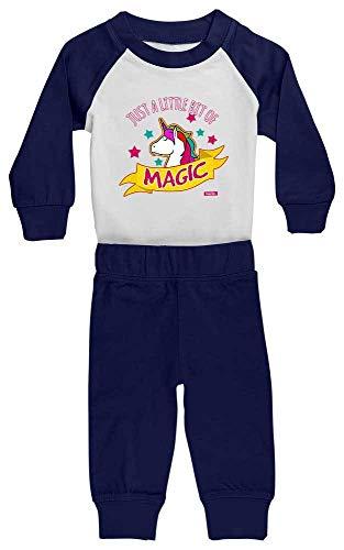 Hariz Baby Pijama Just A Little Bit Of Magic Unicornio Animales Zoo...