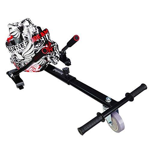 Hoverkart Silla para Hoverboard Electrico Hover Kart Ajustable para Patinete Eléctrico Asiento...