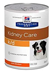 HILL'S PRESCRIPTION DIET includes a variety of clinically tested, therapeutic foods for treating a variety of different conditions in cats and dogs. Hill's Prescription Diet Canine k/d Kidney Care Original has been formulated to meet the very special...