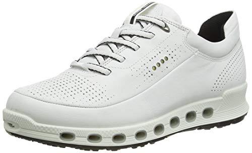 ECCO Damen Cool 2.0 Sneaker, Weiß (1007white), 39 EU
