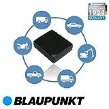 Blaupunkt BPT1500+ Basic GPS Diebstahlschutz, GPS Ortung mit Alarmfunktionen für PKW Auto Motorrad LKW Transporter Oldtimer, manipulationssicherer Tracker, Car Finder