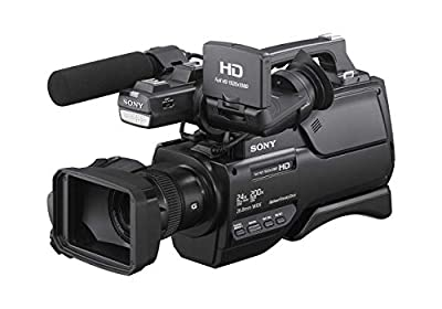 Sony Shoulder Mount AVCHD Camcorder (Certified Refurbished) by Sony