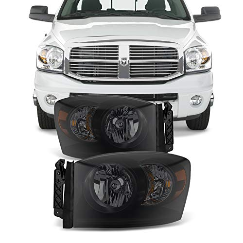07 dodge 1500 headlights - 5