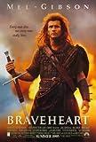 Braveheart – Mel Gibson – Film Poster Plakat Drucken