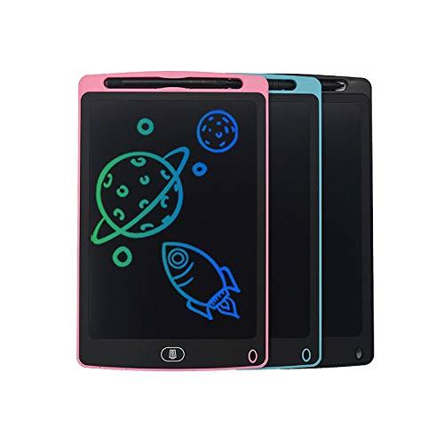 Tablero de dibujo electrónico de 8.5 pulgadas Tableta de escritura de pantalla LCD Tabletas de dibujo gráfico digital Tablero de escritura a mano electrónica Tablero + bolígrafo 10 pulgadas rosa