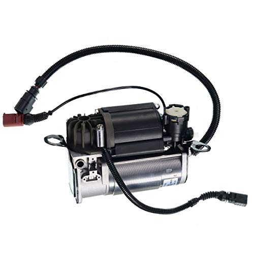 Suspension Air Compressor Pump for Audi S8 A8 Quattro 2002-2010 AWD