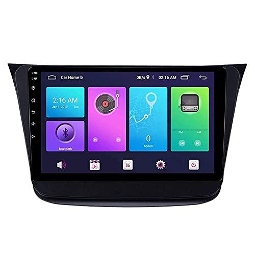 MISSLYY Auto Stereo Satellitare Navigatore per Suzuki Wagon R 2018-2019, Autoradio unità Principale Stereo Touchscreen Multimediale Bluetooth Giocatore 9inch (4g+WiFi)