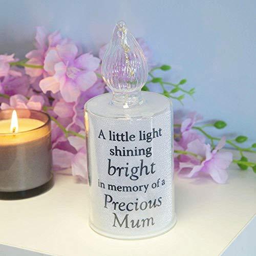 Celebrations Gedachten Van U Memorial Candle Light - Mum