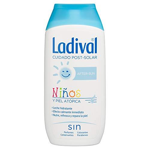 Oferta de Ladival Aftersun Niños y Piel Atópica - Crema 200 ml