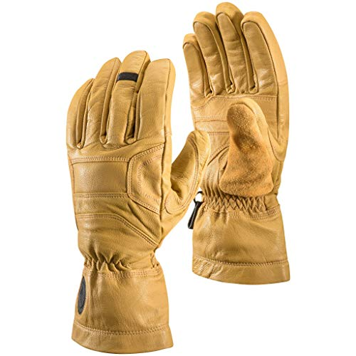 Black Diamond Kingpin Gants Mixte Adulte, Natural, FR : XS (Taille Fabricant : Extra Small)