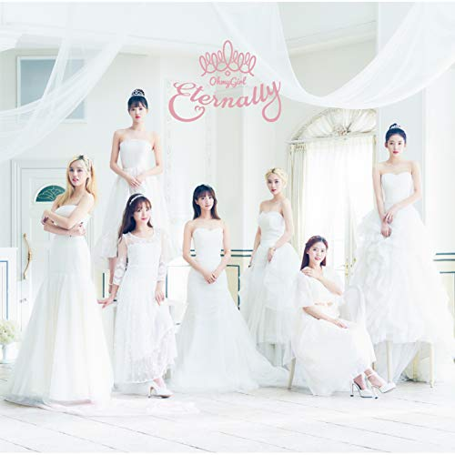[album]OH MY GIRL JAPAN 3rd ALBUM「Eternally」 – OH MY GIRL[FLAC + MP3]