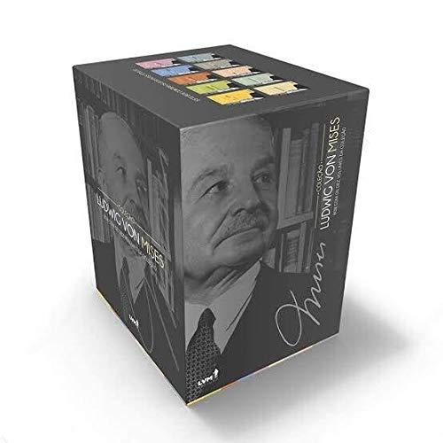 Box - Coleção Mises Brochura