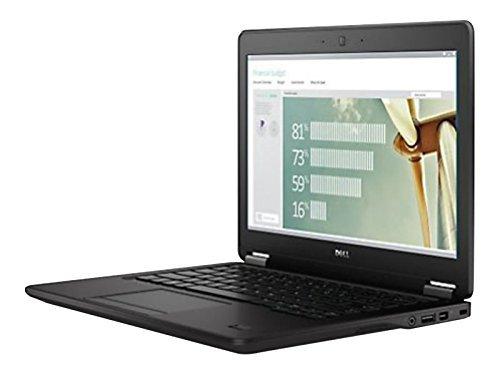 Dell Latitude E7250 12.5 Inch Laptop - Intel Core i5 2.3GHz, 8GB RAM, 128GB SSD, Windows 10 (Renewed)