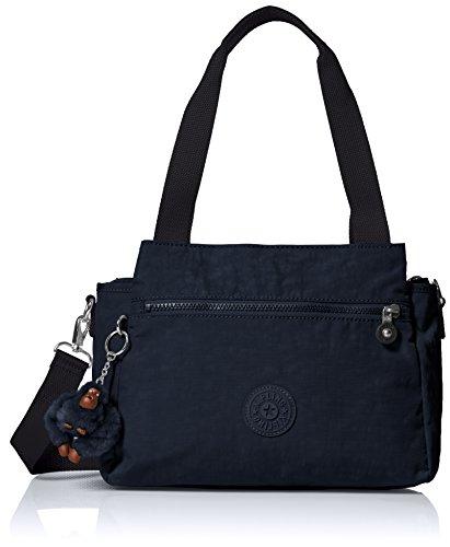 Kipling womens Elysia Crossbody Bag, True Blue T, 11.5 L x 9 H 5 D US