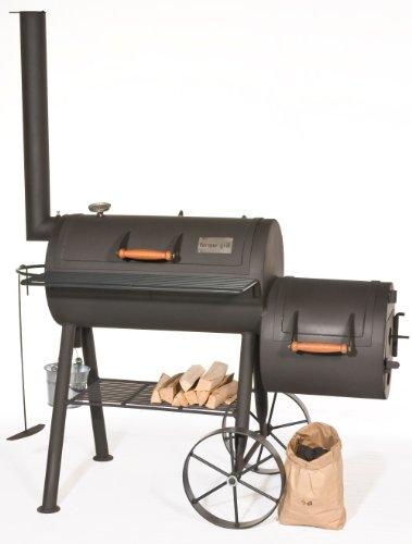 Farmer Grill Starter BBQ-Smoker FG-400-S52