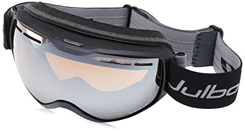 Julbo Herren Ison Skibrille, schwarz/grau, L