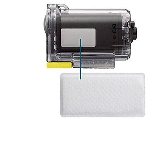 『水中撮影の曇り止めシート 24枚入り 再使用可能な水分吸収ストリップ - GoPro 用 SJ4000 SJ5000 ソニーアクションカメラ』のトップ画像