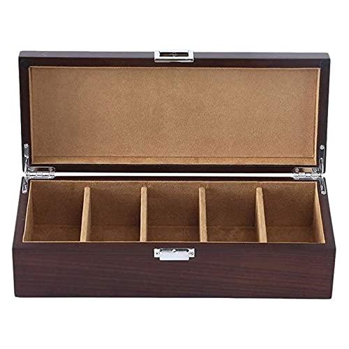 SSHA Joyero Caja de Almacenamiento de la Caja de la Caja de la Caja de joyería de la Pulsera de la Caja de la Caja de la Caja de la Caja de joyería Organizador de Joyas