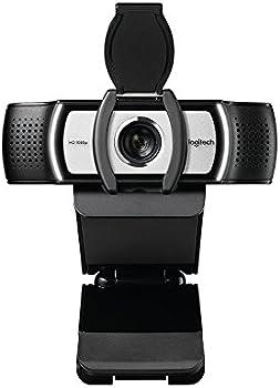 Logitech 1080p HD USB Desktop or Laptop Webcam