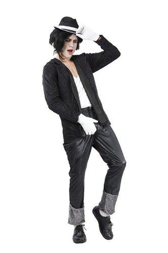 Superstar. Black Jacket /Trousers **SALE**