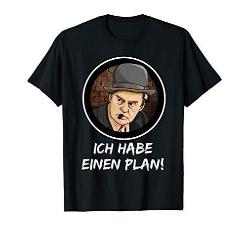 Die Olsenbande Egon Olsen DDR Ossi Ostdeutschland T-Shirt