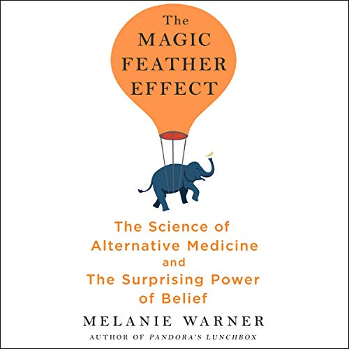 The Magic Feather Effect audiobook cover art