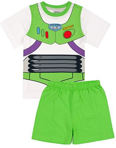 Disney Toy Story Pijamas para niños Buzz Lightyear Disfraz de Personaje 2-3 años