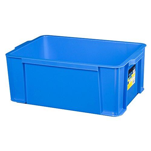 アイリスオーヤマ コンテナ BOXコンテナ B-32 ブルー